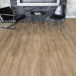Плитка SPC Alpine Floor INTENSE ECO 9-3 Бурый Лес