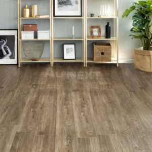 Плитка LVT Alpine Floor SEQUOIA ECO 6-12 Секвойя Темная