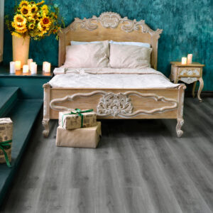 Плитка SPC Alpine Floor STEELWOOD ECO 12-1 БЛЭК